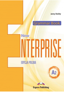 New Enterprise A2 Grammar Book + DigiBook