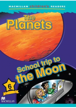 Children's: The Planets 6 School trip to the Moon