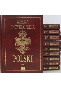 Wielka Encyklopedia Polski  10 Tomów
