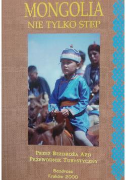 Mongolia nie tylko step