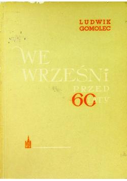 We Wrześni przed 60 laty