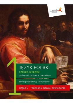 Język  Polski LO 1 Sztuka wyrazu cz 2