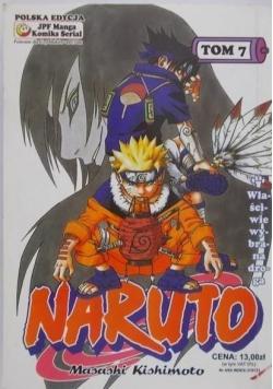 Naruto Tom 7