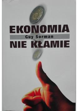 Ekonomia nie kłamie