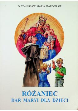 Różaniec dar Maryi dla dzieci