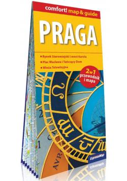 Comfort! map&guide Praga 2w1