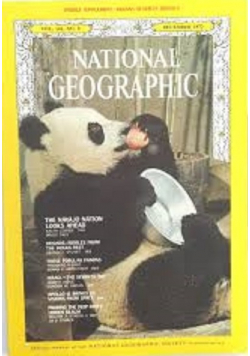 National Geographic nr 6