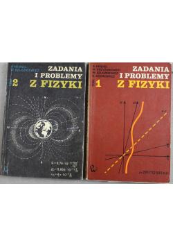 Zadania i problemy z fizyki tom I i II