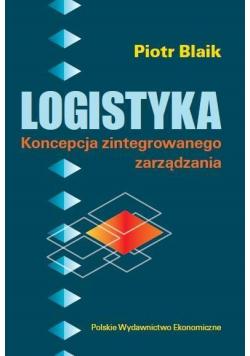 Logistyka. Koncepcja zaintegrowanego zarządzania
