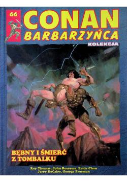 Conan barbarzyńca 66 Bębny i śmierć z Tombalku