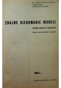 Zdalne kierowanie modeli