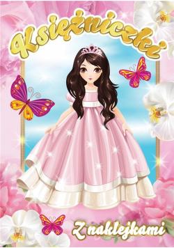 Księżniczki z naklejkami