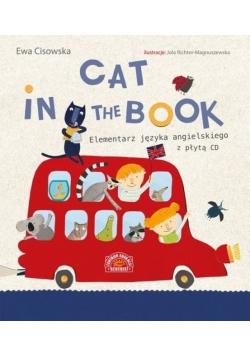 Cat in the Book Elementarz języka angielskiego plus CD
