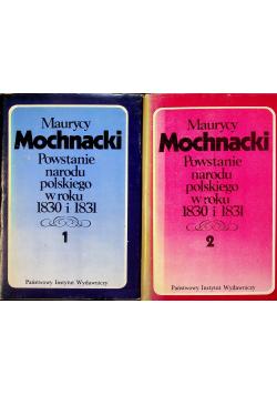 Powstanie narodu polskiego w roku 1830 i 1831 2 tomy