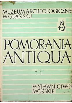 Pomorania Antiqua tom II