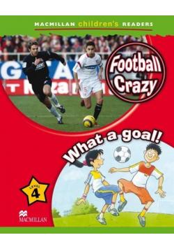 Children's: Football Crazy 4 What a Goal!