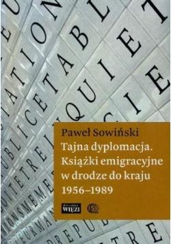 Tajna dyplomacja. Książki emigracyjne w drodze...