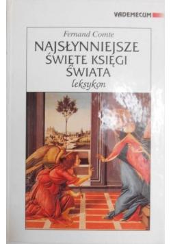 Najsłynniejsze święte księgi świata