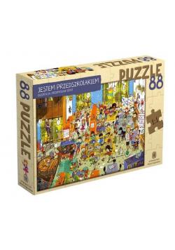 Puzzle 88 Jestem przedszkolakiem