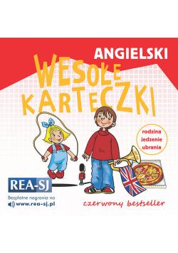 Angielski - wesołe karteczki. Czerwony bestseller (wyd. 2019)