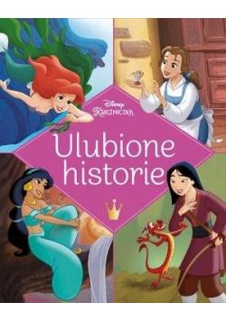 Ulubione historie Disney Księżniczka