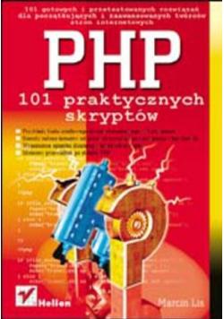 PHP 101 praktycznych skryptów
