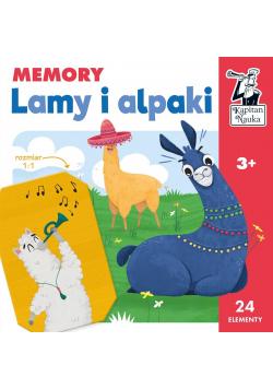 Kapitan Nauka Lamy i alpaki. Memory