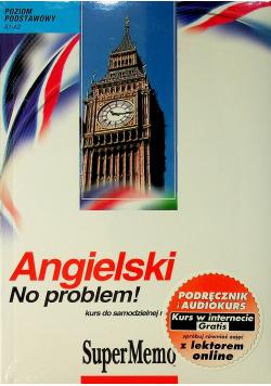 Angielski No problem poziom podstawowy podręcznik i audiokurs Nowa