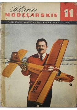 Plany modelarskie Nr 11