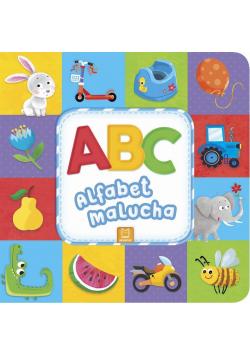 ABC. Alfabet malucha