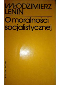 O moralności socjalistycznej