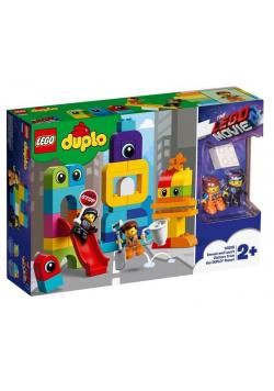 Lego DUPLO 10895 Goście z planety Duplo
