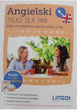 Angielski tylko dla Pań Pakiet multimedialny