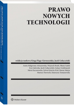 Prawo nowych technologii
