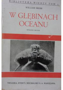 W Głębinach oceanu 1930 r.