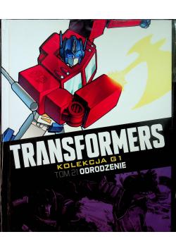 Transformers Tom 21 Odrodzenie