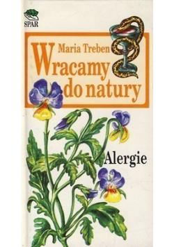 Wracamy do natury Alergie