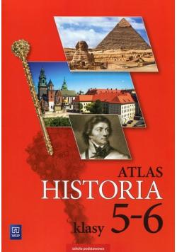 Historia 5 i 6 Atlas