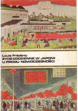 Życie codzienne w Japonii u progu nowoczesności 1868 1912