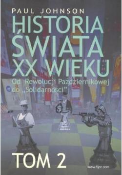 Historia świata XX wieku T.2