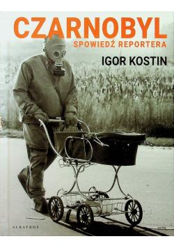 Czarnobyl Spowiedź reportera