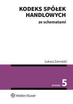Kodeks spółek handlowych ze schematami