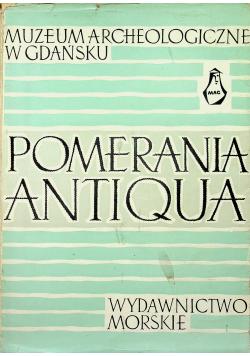 Pomerania Antiqua