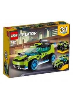 Lego CREATOR 31074 Wyścigówka 3w1