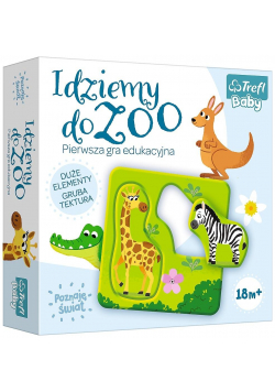 Idziemy do Zoo TREFL