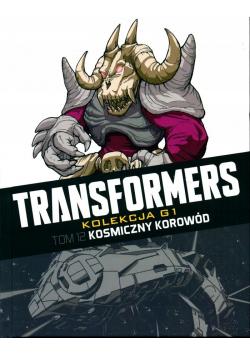 Transformers Tom 12 Kosmiczny korowód