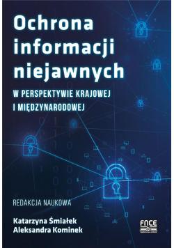 Ochrona informacji niejawnych w perspektywie..