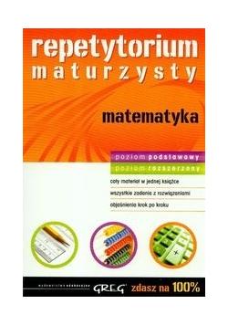 Repetytorium maturzysty : matematyka