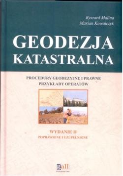 Geodezja Katastralna