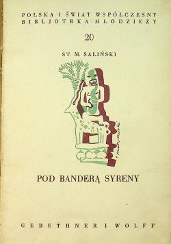 Pod banderą syreny 1934 r